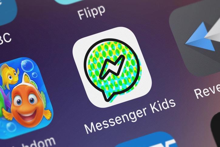 ماسنجر فيسبوك للأطفال في 70 دولة جديدة