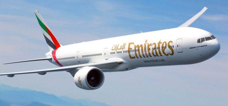 «طيران الإمارات» تستأنف رحلاتها إلى كلارك أول أغسطس