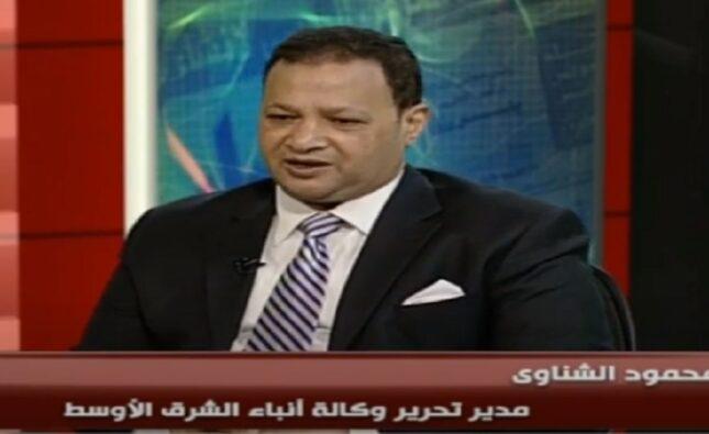 الشناوي: ضبط القيادي الإخواني محمود عزت انتصار كبير للدولة المصرية