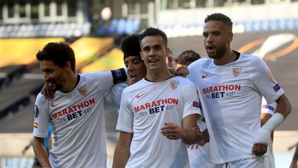 إشبيلية يطيح بروما ويتأهل لربع نهائي الدوري الأوروبي