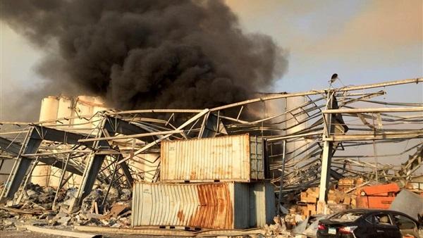 رويترز: مقتل 10 على الأقل في انفجار بيروت