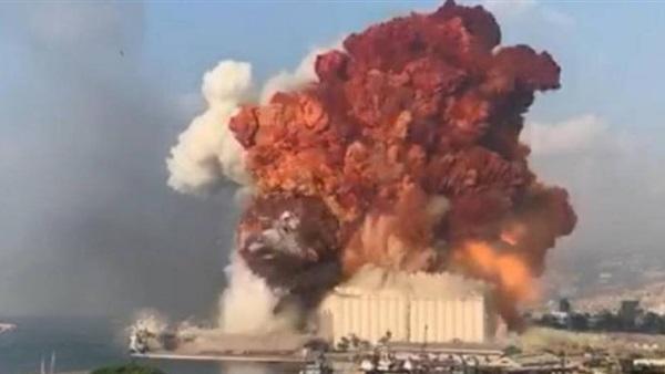 السعودية تتابع حادث انفجار بيروت ببالغ القلق
