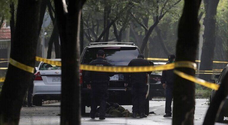 المكسيك تعتقل زعيم عصابة مخدرات متهما بتأجيج العنف