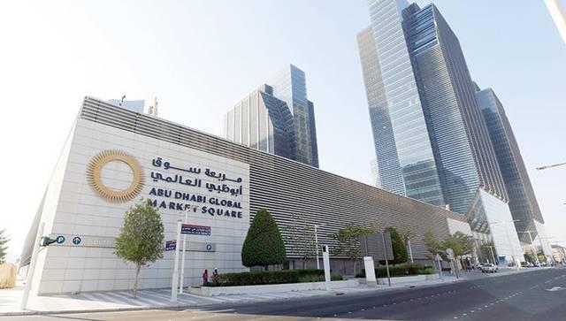 """سوق أبوظبي العالمي و""""صن لاين"""" يوقعان مذكرة تفاهم لدعم التكنولوجيا المالية"""