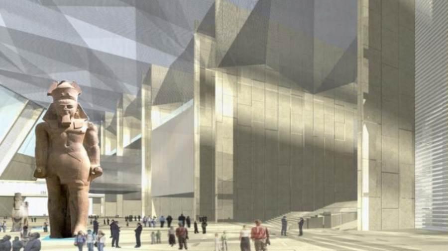 شبكة قنوات CNN العالمية تطلق فيلما دعائيا عن المتحف المصرى الكبير