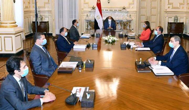 مصر الدولة الوحيدة في منطقة الشرق الأوسط وأفريقيا التي حافظت علي تصنيفها الائتماني بالرغم من تداعيات كورونا