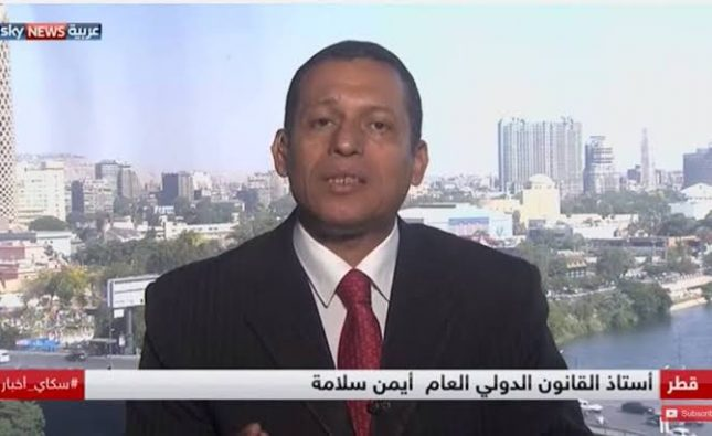 """""""أيمن سلامة"""" يوضح لـ""""استثمارات"""" سبب ضعف موقف تركيا من اتفاقية ترسيم الحدود البحرية المصرية اليونانية"""