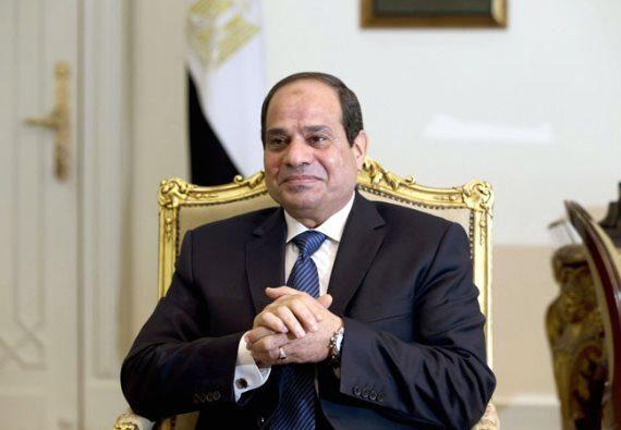 اتصال هاتفي بين الرئيس المصري السيسي ورئيس الوزراء الإسرائيلي
