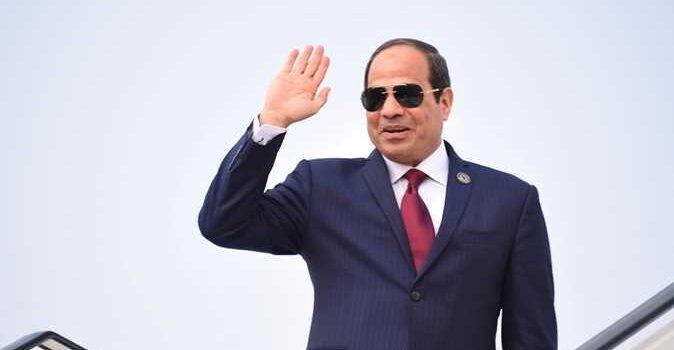الرئيس السيسي يفتتح الجامعة المصرية اليابانية وعدد من المنشآت التعليمية