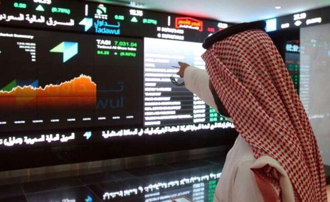 """سوق الأسهم السعودي يشهد ارتفاع في مؤشر """" تاسي """" بختام التعاملات"""