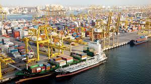 1.182 تريليون درهم قيمة تجارة دبي الخارجية في العام 2020