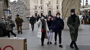 إيطاليا تعلن وصول منحنى الإصابة بكورونا إلى مرحلة الاستقرار