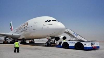 طيران الإمارات تطلق جسراً جوياً إنسانياً بين دبي والهند