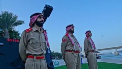 القيادة العامة لشرطة دبي تحدد خمس مناطق في دبي لمدافع عيد الفطر السعيد