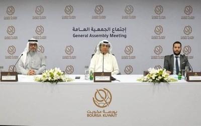استقرار أرباح بورصة الكويت الفصلية عند 3.2 مليون دينار