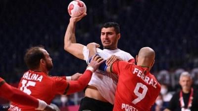 مواعيد مباريات منتخب مصر لكرة اليد بعد الفوز على البرتغال فى أولمبياد طوكيو 2020