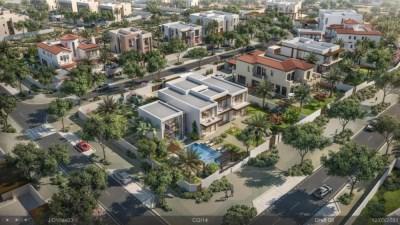 بيع 50% من فلل وأراضي المرحلة الأولى من مشروع جزيرة الجبيل