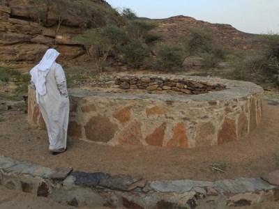 """اليونسكو تختار """"آبار حمى"""" في نجران ضمن التراث العالمي"""