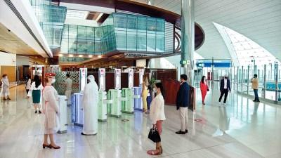 14.8 مليون مسافر عبر مطار دبي الدولي منذ بداية العام