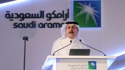 رئيس أرامكو أمين الناصر الاقتصاد السعودي أكثر ملاءة وقدرة على تجاوز تأثيرات الجائحة